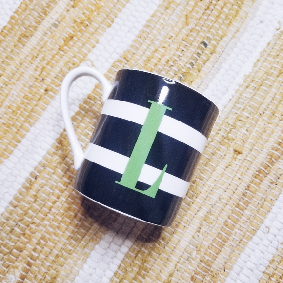 kate spade Other - Kate Spade To The Letter Coffee Mug